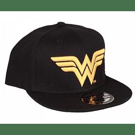 Chapéu DC Comics Wonder Woman Logo