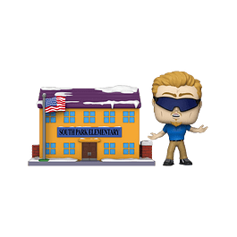 POP! Town: South Park - South Park Elementary with PC Principal