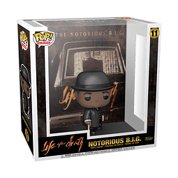 POP! Albums: The Notorious B.I.G. - Life After Death