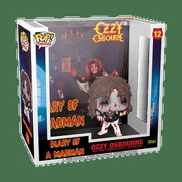 POP! Albums: Ozzy Osbourne - Diary of a Madman