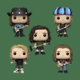 POP! Rocks: Pearl Jam 5-Pack
