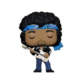 POP! Rocks: Jimi Hendrix (Live in Maui Jacket)
