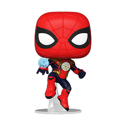 POP! Marvel Spider-Man No Way Home: Spider-Man Integrated Suit