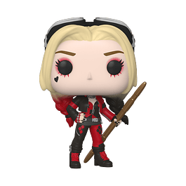 POP! Movies: The Suicide Squad - Harley Quinn (Bodysuit)