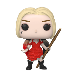 POP! Movies: The Suicide Squad - Harley Quinn (Damaged Dress)