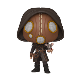 POP! Movies: The Suicide Squad - Ratcatcher II with Sebastian