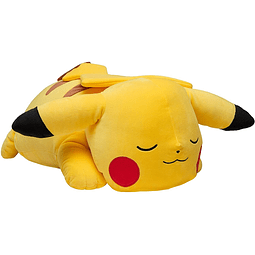 Peluche Pokémon Sleeping Pikachu 45 cm