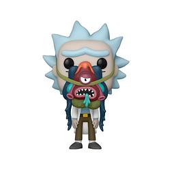 POP! Animation: Rick and Morty - Rick with Glorzo
