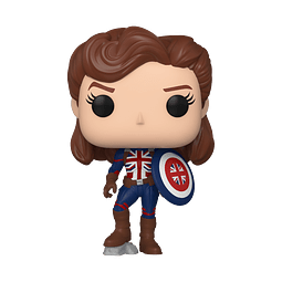 POP! Marvel What If… ?: Captain Carter