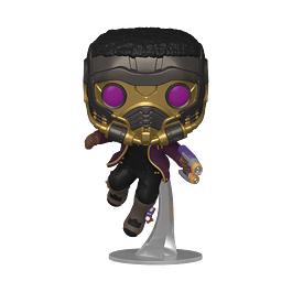 POP! Marvel What If… ?: T'Challa Star-Lord