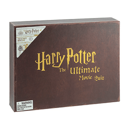 Harry Potter The Ultimate Movie Quiz