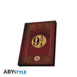 Pocket Notebook A6 Harry Potter Platform 9 3/4