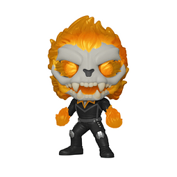 POP! Marvel Infinity Warps: Ghost Panther