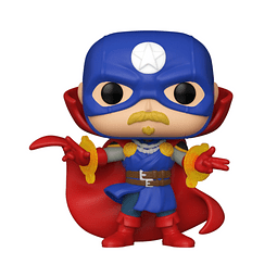 POP! Marvel Infinity Warps: Soldier Supreme