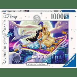 Puzzle 1000 Peças Disney Collector's Edition Aladdin
