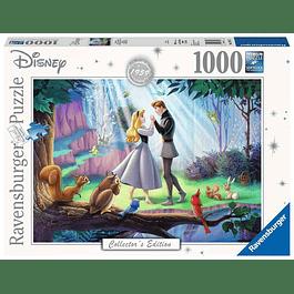 Puzzle 1000 Peças Disney Collector's Edition Sleeping Beauty