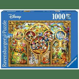 Puzzle 1000 Peças Best Disney Themes