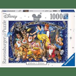 Puzzle 1000 Peças Disney Collector's Edition Snow White