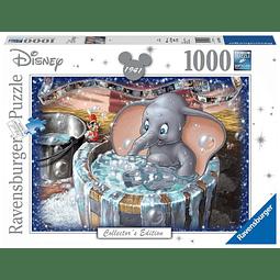 Puzzle 1000 Peças Disney Collector's Edition Dumbo