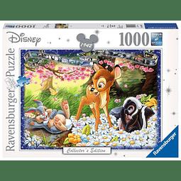 Puzzle 1000 Peças Disney Collector's Edition Bambi