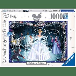 Puzzle 1000 Peças Disney Collector's Edition Cinderella