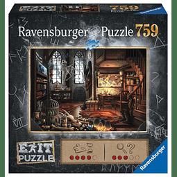 EXIT Puzzle 759 Peças Dragon Lab