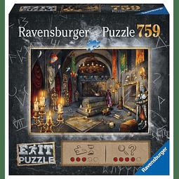 EXIT Puzzle 759 Peças Vampire Castle