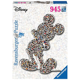 Shaped Puzzle 945 Peças Disney Mickey Mouse