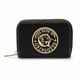 Porta-moedas Harry Potter Gringotts Bank