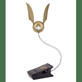 Harry Potter Golden Snitch Clip Light