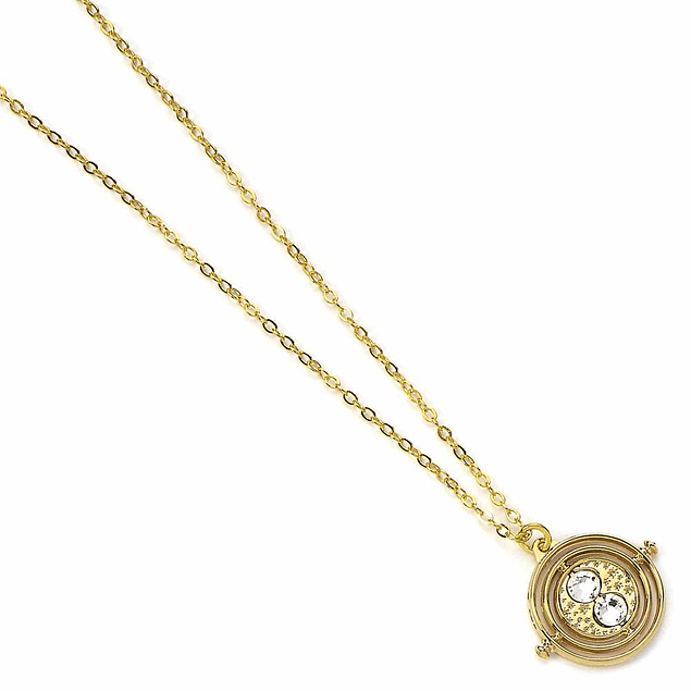 Colar Harry Potter Fixed Time Turner