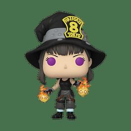 POP! Animation: Fire Force - Maki