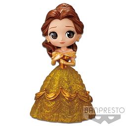 Disney Q Posket Belle Glitter Line