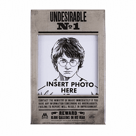 Harry Potter Magnet Photo Frame Undesirable N.º 1