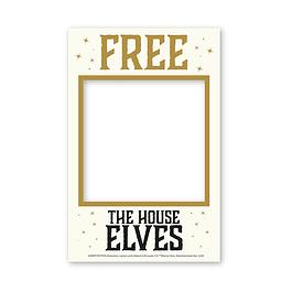 Harry Potter Magnet Photo Frame Free The House Elves