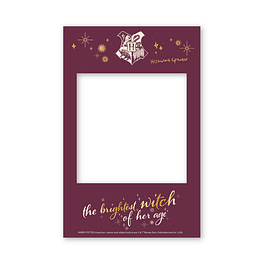 Harry Potter Magnet Photo Frame The Brightest Witch