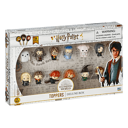 Harry Potter Toppers 12-Pack Deluxe Box