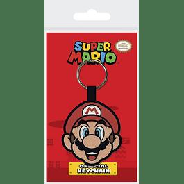 Porta-chaves Super Mario Face