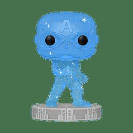 POP! Art Series: Marvel Studios The Infinity Saga - Captain America