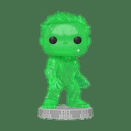 POP! Art Series: Marvel Studios The Infinity Saga - Hulk