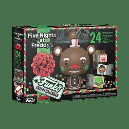 Five Nights at Freddy's Pocket POP! Advent Calendar 2021