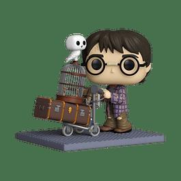 POP! Deluxe: Harry Potter - Harry Potter Pushing Trolley