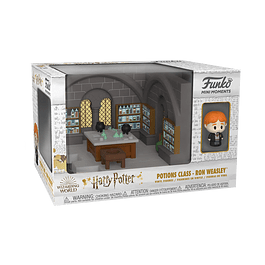 Funko Mini Moments: Harry Potter Potions Class - Ron Weasley