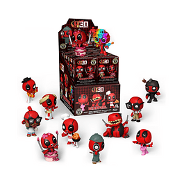 Mystery Mini Blind Box: Deadpool Nerdy 30 Years