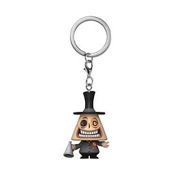 Porta-chaves Pocket POP! Disney: The Nightmare Before Christmas - Mayor