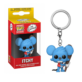Porta-chaves Pocket POP! The Simpsons: Itchy