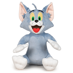 Peluche Tom and Jerry Tom 18 cm