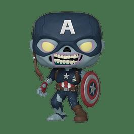 POP! Marvel What If… ?: Zombie Captain America