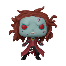 POP! Marvel What If… ?: Zombie Scarlet Witch