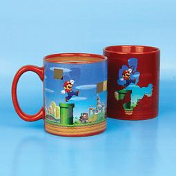 Caneca Mágica Super Mario Bros.